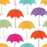 Koronkowy ubrella tło ilustracji