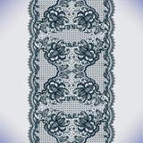 Koronkowy wzór Obrazy Royalty Free