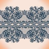 Koronkowy wzór Obraz Royalty Free