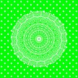 Koronkowy wzór Zdjęcie Stock