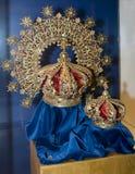 Korony ampuła i mały Obrazy Royalty Free
