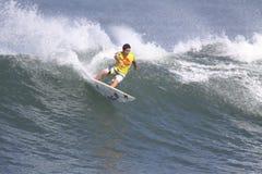 korony surfingu trójka Fotografia Stock