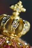 korony złoto Obraz Stock