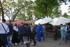 Korowod 2014 - feriado do estudante s Imagens de Stock Royalty Free