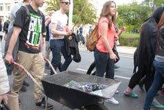 Korowod 2014 - studentens vakantie Royalty-vrije Stock Foto's