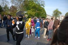 Korowod 2014 - studentens vakantie Royalty-vrije Stock Fotografie