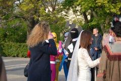 Korowod 2014 - studentens vakantie Stock Foto's