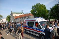 Korowod 2014 - vacances de l'étudiant s Images libres de droits