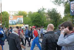 Korowod 2014 - vacances de l'étudiant s Photographie stock libre de droits