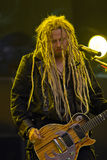 Korpiklaani. On Masters of Rock 2012 Royalty Free Stock Photo
