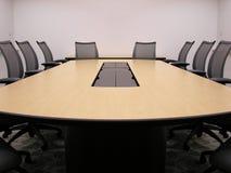 korporacja konferencji pokój Zdjęcia Stock