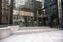 korporacja wejścia Zdjęcie Royalty Free