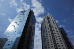 korporacyjnego 2 budynku Zdjęcie Stock