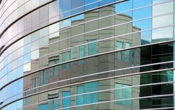 Korporacyjnego biznesu budynek biurowy Zdjęcia Royalty Free