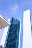 Korporacyjni budynki. Zdjęcie Stock