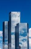 Korporacyjni Drapacz chmur Fotografia Stock