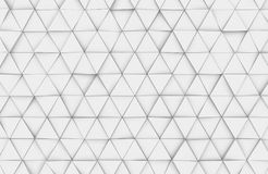 Korporacyjny błękit blokuje 3d tło Obrazy Royalty Free