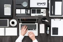 Korporacyjny biznesowy biuro obrazy stock