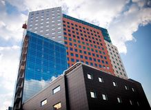 Korporacyjny budynek zdjęcia stock