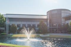 Korporacyjny kwatera główna kampus Keurig Dr pieprz w Plano, Texa fotografia stock