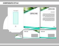 Korporacyjny styl, biznes, gatunek ilustracji
