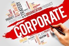 korporativ lizenzfreies stockfoto