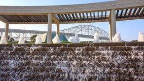 Korpus Christi Harbor Bridge Lizenzfreies Stockbild