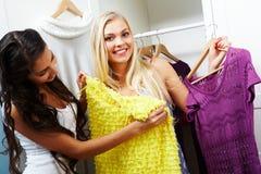 Korrektes Kleid Stockbilder