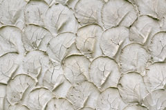 Korrel grijze muur Royalty-vrije Stock Foto's