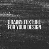 Korrel grunge Textuur zoals een Stof of een Shalkboard royalty-vrije illustratie
