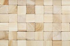 Korrel houten blokachtergrond royalty-vrije stock fotografie