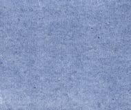 Korrelig blauw document royalty-vrije stock afbeeldingen