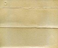 Korrelig document royalty-vrije stock fotografie
