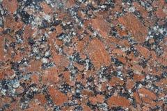 Korrelig patroon van opgepoetst roze graniet stock afbeeldingen