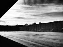 Korrelig stedelijk landschap royalty-vrije stock foto