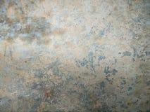 Korrelige concrete oppervlakte met krassen en vlekken Royalty-vrije Stock Afbeelding