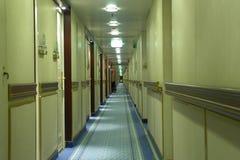 korridor Royaltyfria Bilder