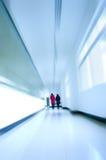 korridor Arkivfoton