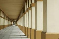 korridor Fotografering för Bildbyråer
