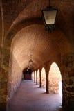 korridor Royaltyfri Fotografi