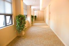 Korridor arkivbild