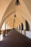 Korridor stockbilder