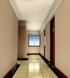 korridor 3d Vektor Illustrationer