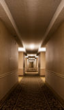 korridor danat gammalt Arkivfoto