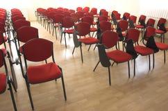 korridor för 6 konferens arkivbild