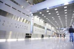 korridor för affärsmitt Royaltyfri Foto