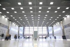 korridor för affärsmitt Royaltyfri Fotografi