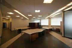 Korridor i kontoret arkivfoton