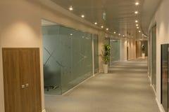 Korridor i regeringsställning arkivbilder