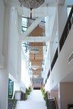Korridor och garneringar Royaltyfri Bild